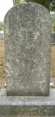 ESSLINGER, E A - Madison County, Alabama   E A ESSLINGER - Alabama Gravestone Photos