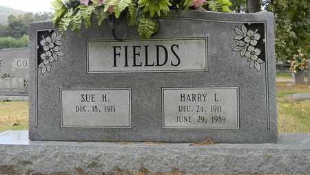 FIELDS, HARRY L - Madison County, Alabama   HARRY L FIELDS - Alabama Gravestone Photos