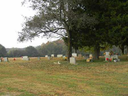 *FLEMING CEMETERY VIEW 2,  - Madison County, Alabama |  *FLEMING CEMETERY VIEW 2 - Alabama Gravestone Photos