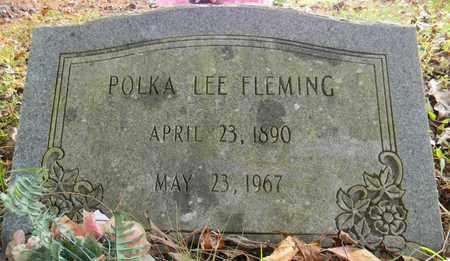 FLEMING, POLKA LEE - Madison County, Alabama   POLKA LEE FLEMING - Alabama Gravestone Photos
