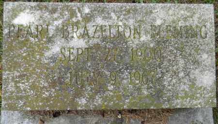 BRAZELTON FLEMING, PEARL - Madison County, Alabama | PEARL BRAZELTON FLEMING - Alabama Gravestone Photos