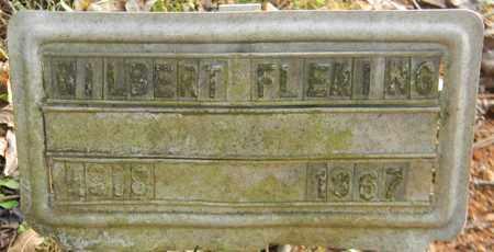 FLEMING, WILBERT - Madison County, Alabama | WILBERT FLEMING - Alabama Gravestone Photos