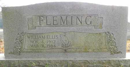 FLEMING, WILLIAM ELLIS - Madison County, Alabama | WILLIAM ELLIS FLEMING - Alabama Gravestone Photos