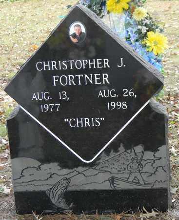 FORTNER, CHRISTOPHER J - Madison County, Alabama | CHRISTOPHER J FORTNER - Alabama Gravestone Photos