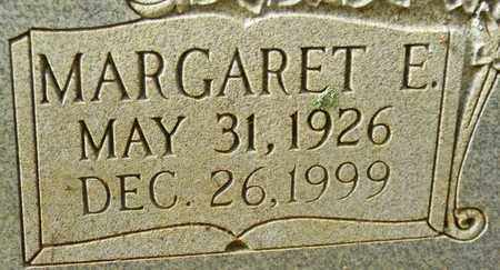 GLOVER (CLOSEUP), MARGARET E - Madison County, Alabama   MARGARET E GLOVER (CLOSEUP) - Alabama Gravestone Photos