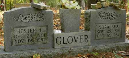 GLOVER, HESTER L - Madison County, Alabama | HESTER L GLOVER - Alabama Gravestone Photos