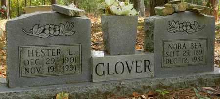 GLOVER, NORA BEA - Madison County, Alabama | NORA BEA GLOVER - Alabama Gravestone Photos