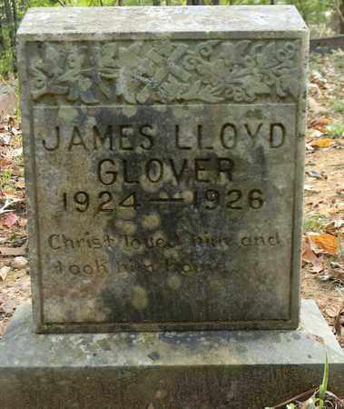 GLOVER, JAMES LLOYD - Madison County, Alabama | JAMES LLOYD GLOVER - Alabama Gravestone Photos