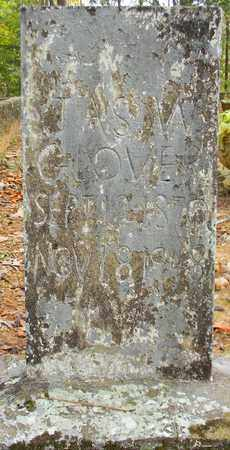 GLOVER, JASON W - Madison County, Alabama | JASON W GLOVER - Alabama Gravestone Photos