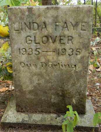 GLOVER, LINDA FAYE - Madison County, Alabama | LINDA FAYE GLOVER - Alabama Gravestone Photos