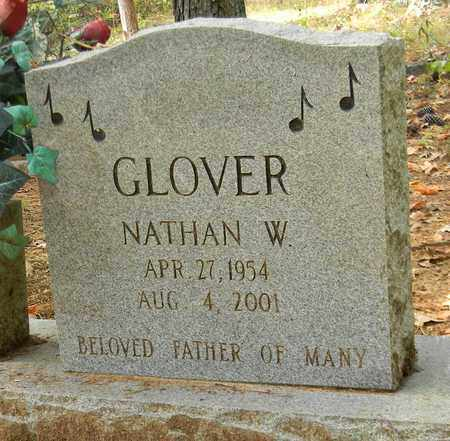 GLOVER, NATHAN W - Madison County, Alabama | NATHAN W GLOVER - Alabama Gravestone Photos