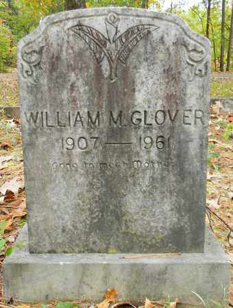 GLOVER, WILLIAM M - Madison County, Alabama | WILLIAM M GLOVER - Alabama Gravestone Photos