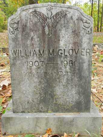 GLOVER, WILLIAM M - Madison County, Alabama | WILLIAM M GLOVER - Alabama Gravestone Photos