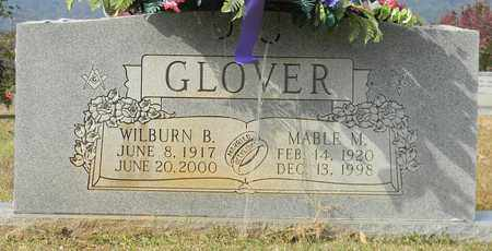 GLOVER, MABLE M - Madison County, Alabama | MABLE M GLOVER - Alabama Gravestone Photos