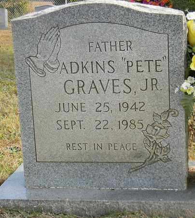 GRAVES, JR, ADKINS - Madison County, Alabama | ADKINS GRAVES, JR - Alabama Gravestone Photos
