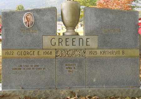 GREENE, GEORGE E - Madison County, Alabama | GEORGE E GREENE - Alabama Gravestone Photos