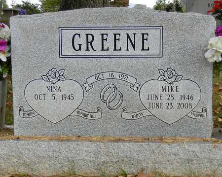 GREENE, MIKE - Madison County, Alabama | MIKE GREENE - Alabama Gravestone Photos