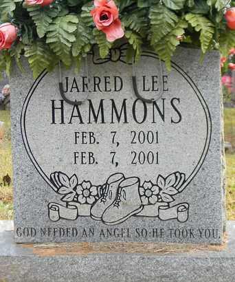 HAMMONS, JARRED LEE - Madison County, Alabama | JARRED LEE HAMMONS - Alabama Gravestone Photos