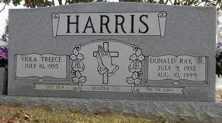 HARRIS, SR, DONALD RAY - Madison County, Alabama | DONALD RAY HARRIS, SR - Alabama Gravestone Photos