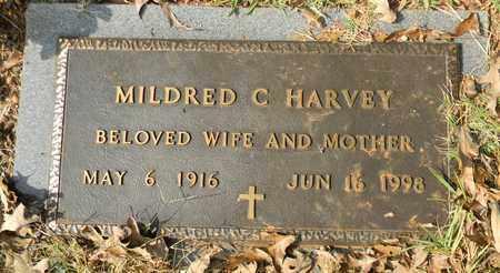 HARVEY, MILDRED C - Madison County, Alabama | MILDRED C HARVEY - Alabama Gravestone Photos