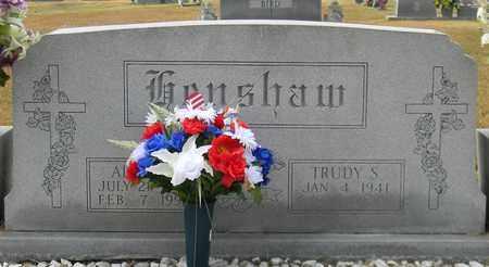 HENSHAW, ALVIN R - Madison County, Alabama | ALVIN R HENSHAW - Alabama Gravestone Photos