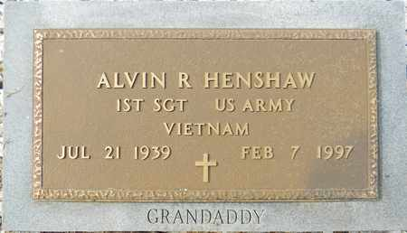 HENSHAW (VETERAN VIET), ALVIN R - Madison County, Alabama | ALVIN R HENSHAW (VETERAN VIET) - Alabama Gravestone Photos