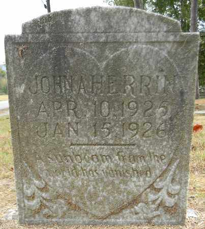 HERRIN, JOHN A - Madison County, Alabama | JOHN A HERRIN - Alabama Gravestone Photos