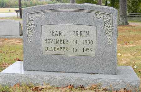 HERRIN, PEARL - Madison County, Alabama   PEARL HERRIN - Alabama Gravestone Photos