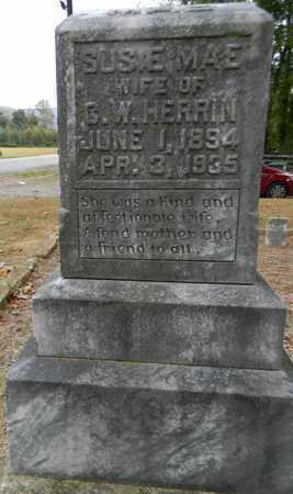 HERRIN, SUSIE MAE - Madison County, Alabama | SUSIE MAE HERRIN - Alabama Gravestone Photos