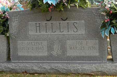 HILLIS, E MAXINE - Madison County, Alabama | E MAXINE HILLIS - Alabama Gravestone Photos