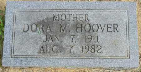 HOOVER, DORA M - Madison County, Alabama | DORA M HOOVER - Alabama Gravestone Photos