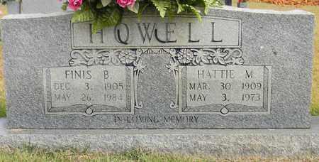 HOWELL, HATTIE M - Madison County, Alabama | HATTIE M HOWELL - Alabama Gravestone Photos