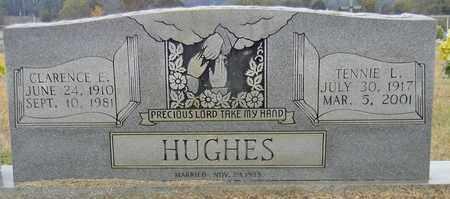 HUGHES, CLARENCE E - Madison County, Alabama | CLARENCE E HUGHES - Alabama Gravestone Photos