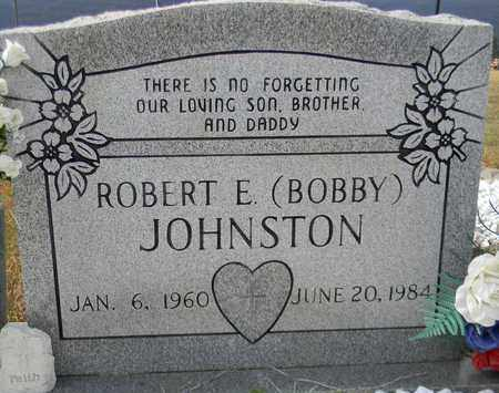 JOHNSTON, ROBERT E - Madison County, Alabama | ROBERT E JOHNSTON - Alabama Gravestone Photos