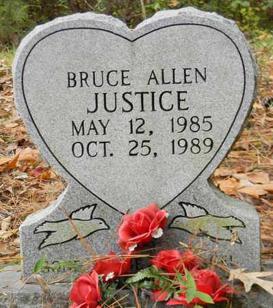 JUSTICE, BRUCE ALLEN - Madison County, Alabama | BRUCE ALLEN JUSTICE - Alabama Gravestone Photos