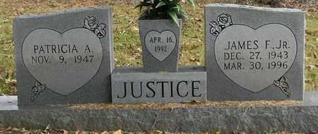 JUSTICE, JR, JAMES F - Madison County, Alabama   JAMES F JUSTICE, JR - Alabama Gravestone Photos
