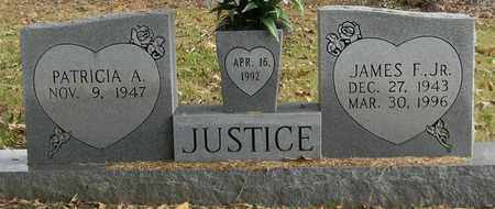 JUSTICE, JR, JAMES F - Madison County, Alabama | JAMES F JUSTICE, JR - Alabama Gravestone Photos