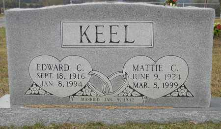 KEEL, EDWARD C - Madison County, Alabama | EDWARD C KEEL - Alabama Gravestone Photos