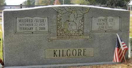 KILGORE, MILDRED - Madison County, Alabama | MILDRED KILGORE - Alabama Gravestone Photos