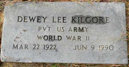 KILGORE (VETERAN WWII), DEWEY LEE - Madison County, Alabama | DEWEY LEE KILGORE (VETERAN WWII) - Alabama Gravestone Photos