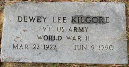 KILGORE (VETERAN WWII), DEWEY LEE - Madison County, Alabama | DEWEY LEE KILGORE (VETERAN WWII) - Alabama Gravestone Photos