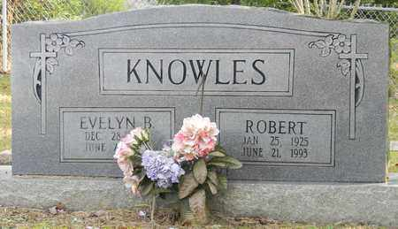 KNOWLES, EVELYN B - Madison County, Alabama | EVELYN B KNOWLES - Alabama Gravestone Photos