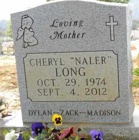 NALER LONG, CHERYL - Madison County, Alabama | CHERYL NALER LONG - Alabama Gravestone Photos