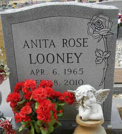 LOONEY, ANITA ROSE - Madison County, Alabama | ANITA ROSE LOONEY - Alabama Gravestone Photos