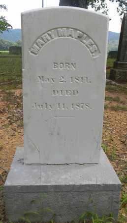 MAPLES, MARY - Madison County, Alabama | MARY MAPLES - Alabama Gravestone Photos