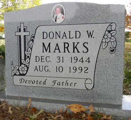 MARKS (PUBLIC SERVANT), DONALD W - Madison County, Alabama | DONALD W MARKS (PUBLIC SERVANT) - Alabama Gravestone Photos