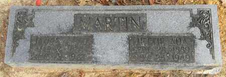 MARTIN, JETTIE ADA - Madison County, Alabama | JETTIE ADA MARTIN - Alabama Gravestone Photos