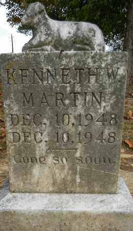 MARTIN, KENNETH W - Madison County, Alabama | KENNETH W MARTIN - Alabama Gravestone Photos