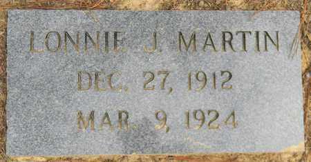 MARTIN, LONNIE J - Madison County, Alabama | LONNIE J MARTIN - Alabama Gravestone Photos