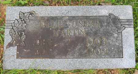 MARTIN, OLLIE OSCAR - Madison County, Alabama | OLLIE OSCAR MARTIN - Alabama Gravestone Photos